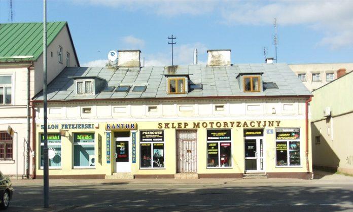 sklep motoryzacyjny Lublin