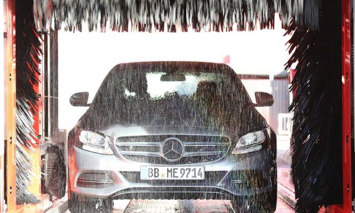 myjnia samochodowa Sosnowiec